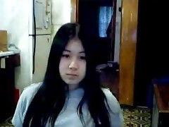 Busty Chick On Webcam