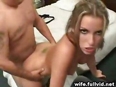 Housewife Fucked On Husband