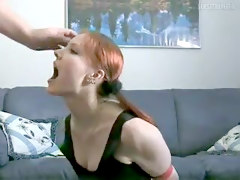 Obedient Teen For Pervert Old Man