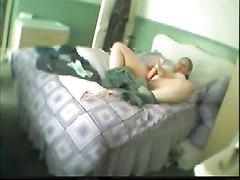 Hidden Cam Placed In Bedroom Of My Mom
