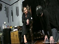 Ballbusting With Mistress Anuska