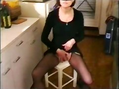 French Mom Waits Her Son&039;s Cock