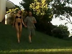 Monica Sw33theart Gets Boned Outdoors