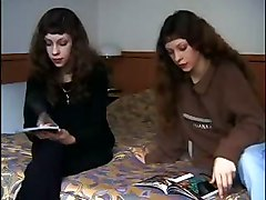 Russian Twins In Action