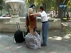 Funny *** Chica De Contrabando - Camara Escondida
