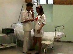 Lara Craft As A Nurse