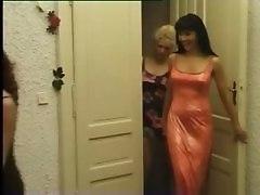 Hot Lesbian Orgy