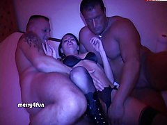 Extremly Fucked By 2 Guys