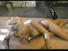 Sucking Horny Blonde