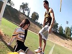 Ashlyn Rae Cheerleader