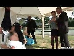 Wedding Orgy!
