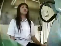 Medical Exam - Asian Girl