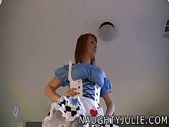 Julie In Wonderland