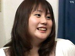 Yong Busty Japanese Bbw