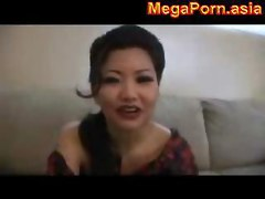 Cheating Asian House Wife Gets Nasty Facial...megaporn.asia