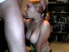 Deepthroat And Eating Cum