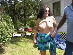 Fun At A Nudist Rally 7