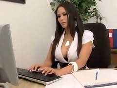 Titty Boss For Office Hardcore