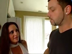 Husband Watches His Wife Having Anal Sex