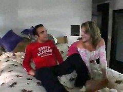 Slut Takes Lessons So She Can Fuck Her Bf