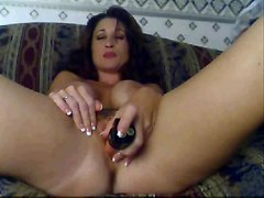 Wicked Busty Slut Making Her Own Solo Porn