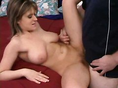 Busty Milf Showing Her Sex Skills