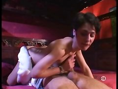 Fr - Skinny Perfect French Student Anal