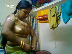South Indian Aunty -1