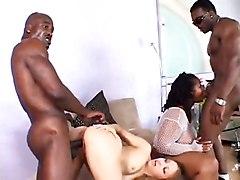 Biggest Blackest Orgies 3 - Part 1