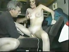 Wife Orgasms And Blows Cock
