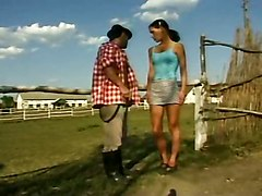 German Outdoor Anal (tonywall)