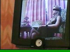 Gorgeous Sophie Moone Blindfold Seduction
