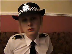 Police Slut
