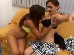 Asian Girls Kissing 7