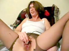 Perhaps She Fakes Her Orgasm But The Look Is Nice..