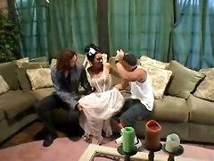 Taylor Rain As A Bride