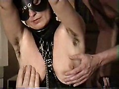 Marion With Unshaven Armpits 07   Strafe Muss Sein