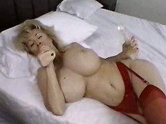 Mature With Mega Big Tits Get Fucked