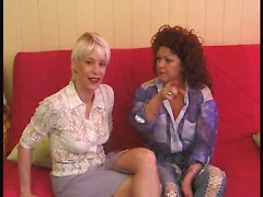 Carole Amatrice Blonde Casting Et Sodomie