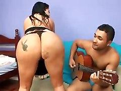 Soraya Carioca  Big Ass
