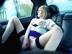 English Amateur Carpark Flashing Part 1