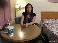 Cute Asians First Porn Video