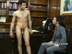 CFNM, Clothed Female Naked Male