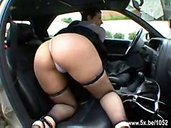 Gangbang For Sophie  French Milf