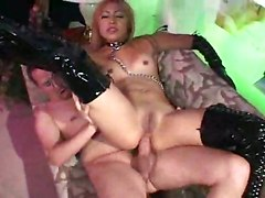 Hot Chick So Deep Asshole Fucking