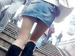 Upskirt In Kiev