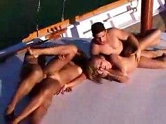Double Boat Rape Fantasy