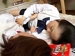 Japanese Lactating Lesbians Part 2
