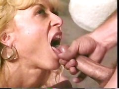 Yummy Mom For Long-haired Fucker