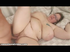 Big Tit Granny Gets Fucked By Young Cock